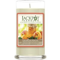 Jackpot Candles Georgia Peach Jewelry Candle