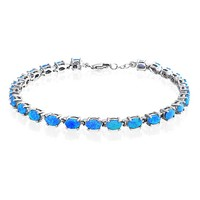 Bling Jewelry Always Blue Bracelet