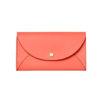 Envelope Wallet in Calf Leather - Kate Spade Saturday