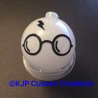Harry Potter Inspired Christmas ornament, Christmas ball, decoration