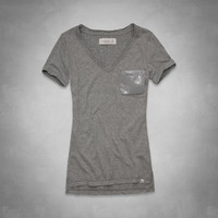 Brittan Shine Pocket Tee