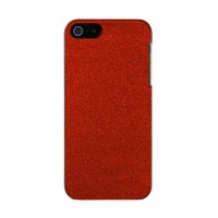 Red Glitter Metallic Phone Case For iPhone SE/5/5s