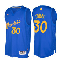 Stephen Curry - Golden State Warriors - Christmas Swingman Jersey