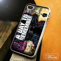 A Day To Remember Motif iPhone 4S/5S/5C/SE/6S Plus Case
