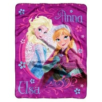 Disney Frozen Throw