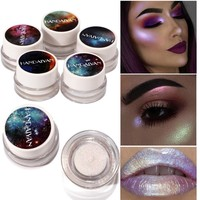 Extreme holographic highlight balm