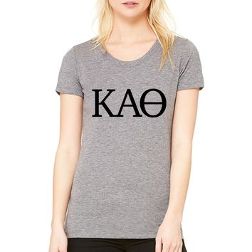 Kappa Alpha Theta Sorority T-shirt