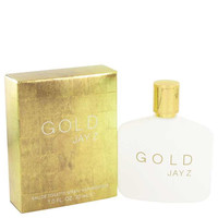 Gold Jay Z Cologne by Jay Z 1.0 oz Eau De Toilette Spray