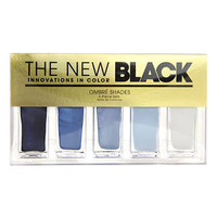 THE NEW BLACK 'Horizons - Ombré' Nail Polish 5-Piece Set | Nordstrom