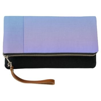 Shades of Blue Clutch