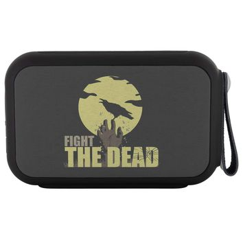 Fight The Dead Zombie Wireless Bluetooth Speaker Thumpah