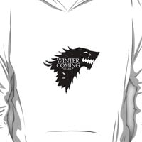 House Stark - Winter is coming Hoodie (Pullover)