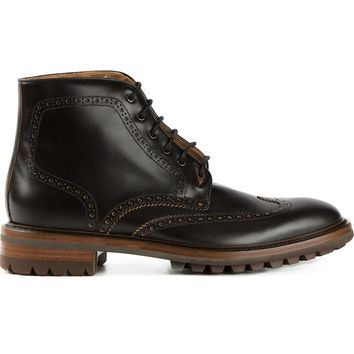 Paul Smith 'Cale' brogue boots