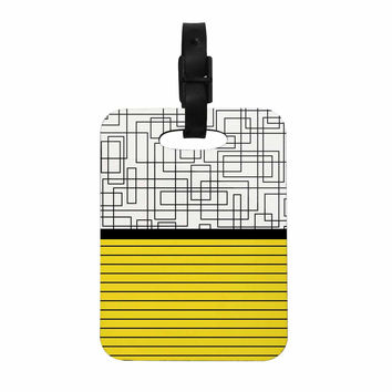 "Trebam ""Pola V.2"" -Tags Decorative Luggage Tag"