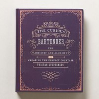 The Curious Bartender by Anthropologie in Multi Size: One Size Books