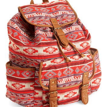 Southwest Print Backpack