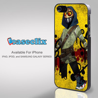 Creepypasta Ticci Toby crown for Smartphone Case
