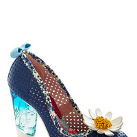Irregular Choice Come Into Bloom Heel