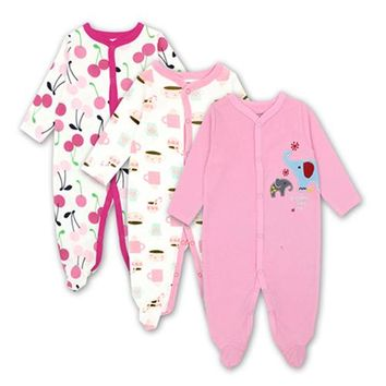 Newborns boy Clothes Unisex Winter Baby Girls Boys Clothing Set Top Pants  Suit Spring Fall Toddler cb242288fcd5