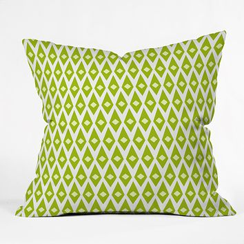 Caroline Okun Gatsby Throw Pillow
