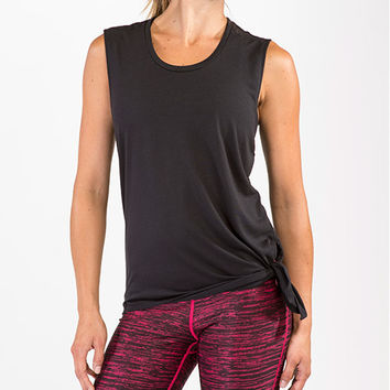 Women's Nike Dri-FIT Touch Club Side Tie Top