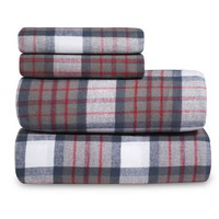 Martex Yarn Dyed Flannel Sheet Sets | Walmart.ca