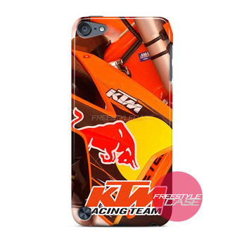 KTM Motocross MX Racing Team iPod Case Cover