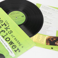 Urban Outfitters - The Perks Of Being A Wallflower - Soundtrack LP