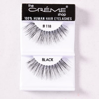 Disco Lashes - Black