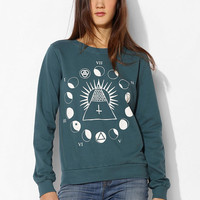 Truly Madly Deeply Darkness Calls Pullover Sweatshirt - Urban Outfitters