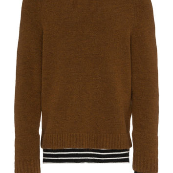 Haider Ackermann Stripe Hem Jumper - Farfetch