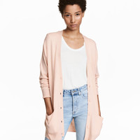 Wool-blend Cardigan - from H&M