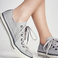 Free People JV Nubuck Lo Top Chucks