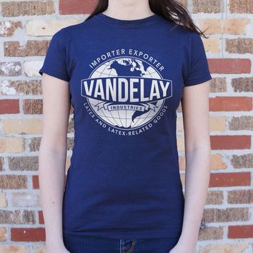 Vandelay Industries Latex and Latex-Related Goods [Seinfeld] Women's T-Shirt
