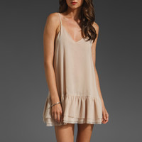 One Teaspoon Pinkie Dress in Natural