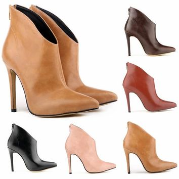 Morena Ankle Boots