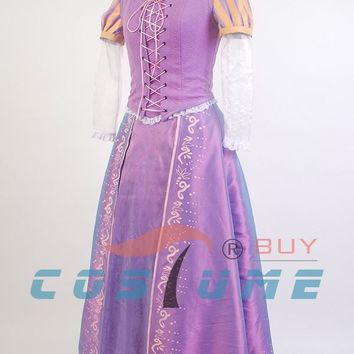 Princess  Rapunzel  Costume  Adult  Fancy  Rapunzel