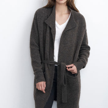 MAXIMA BELTED BOUCLE