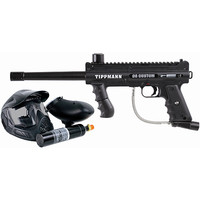 Tippmann 98 Custom Platinum Series ACT Paintball Marker Power Pack