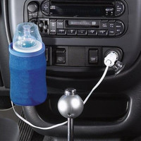 12V Portable DC Car Baby Bottle Heater Portable Food Milk Travel Cup Warmer Heater