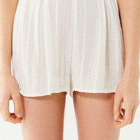 Out From Under Lana Eyelet Short | Urban Outfitters