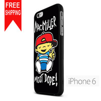 Mac Miller Most Dope Cover US iPhone 6 Case