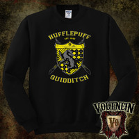 Hufflepuff Crewneck Sweatshirt - Adult Sizes