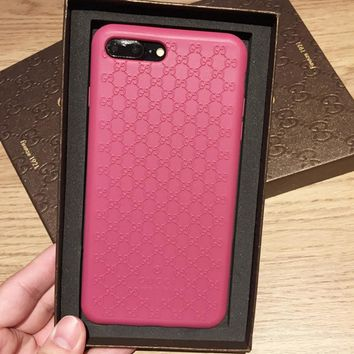 Tagre™ GUCCI iPhone Phone Cover Case For iphone 6 6s 6plus 6s-plus 7 7plus