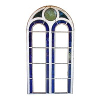 Pre-owned Architectural Salvage French Door Art Hanging