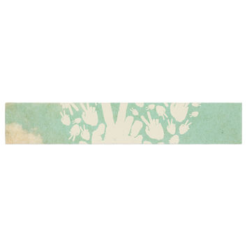 "KESS Original ""Serenity"" Table Runner"