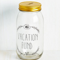 Dorm Decor Cents You Been Gone Bank by ModCloth