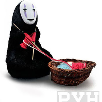 Studio Ghibli - Spirited Away Kaonashi No-Face - 11-Inch Plush