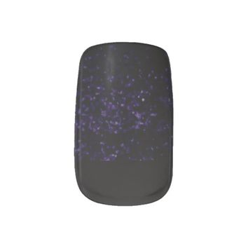 Night Fall Minx Nail Wraps