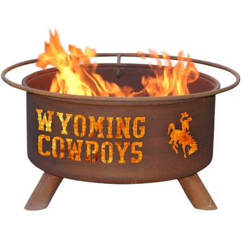 Wyoming Steel Fire Pit by Patina Products
